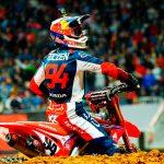 Ken Roczen, el más rápido del AMA Supercross en Atlanta