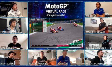 Alex Márquez gana la primera carrera de MOTO GP