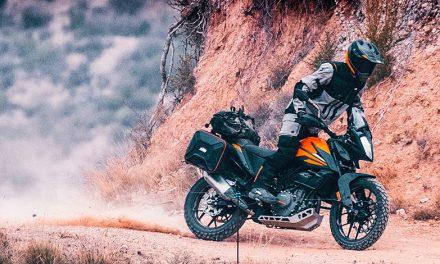 KTM 390 Adventure, la pequeña aventurera
