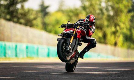 Nacida para la calle, pero excelente para un circuito, así es la Ducati Streetfigther V4/S 2020