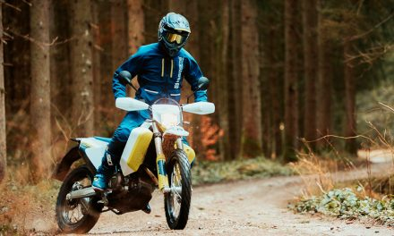 Husqvarna 701 Enduro LR, especialista en largas distancias