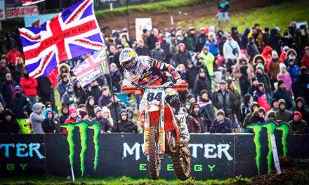 Arranca el Campeonato Mundial de MXGP con la victoria de Jeffrey Herlings