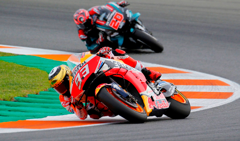 ¡Nuevo calendario de MotoGP confirmado!