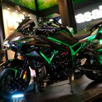 KAWASAKI Z 2020, se luce con sus nuevos modelos