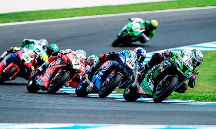 El Campeonato Mundial de Superbikes se realizará hasta junio