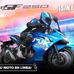 La espera ha terminado, la nueva Gixxer SF 250 ha llegado a México