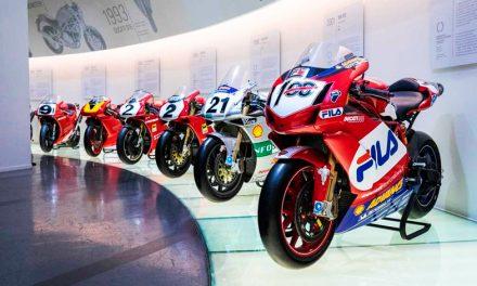 Abiertos al público y de manera gratuita, los museos de BMW, Ducati y Harley-Davidson