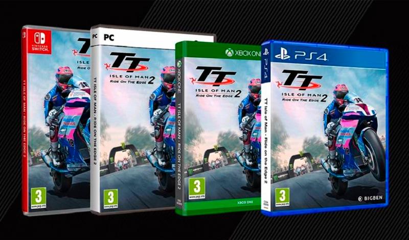 Ya está a la venta el videojuego TT Isla de Man 2