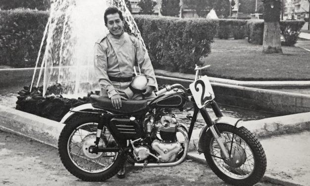Carreras de Motocicletas en el Hipódromo