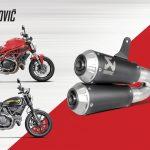 Escape Slip-On para modelos Ducati  en ACC DESA