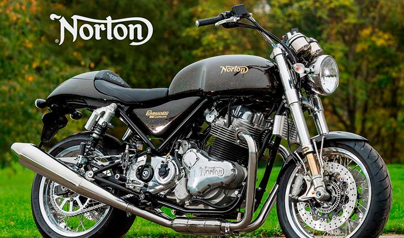 TVS Motor Company adquiere Norton