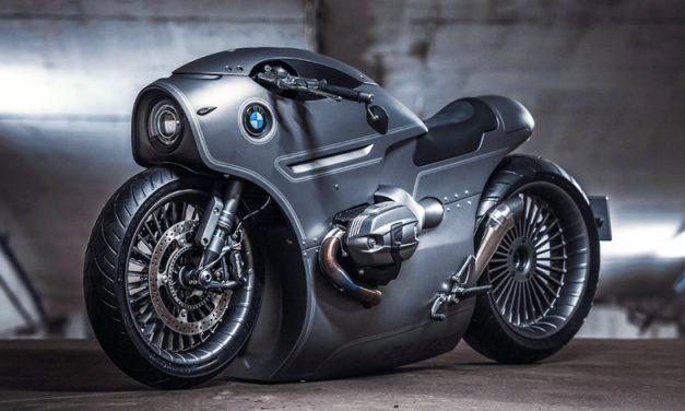BMW R9T, es una belleza Steampunk pos-apocalíptica