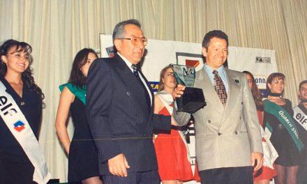 Honorables Hazañas Históricas, Superbike México 1988