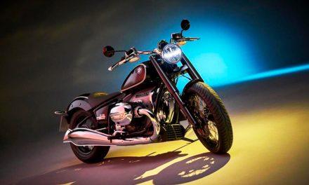 Nueva moto BMW R 18