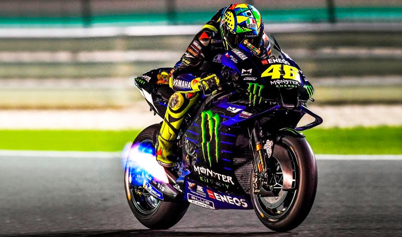 Valentino Rossi está decidido a correr hasta el 2021