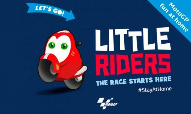 Entretenimiento para los pequeños fans de MotoGP: Little Riders