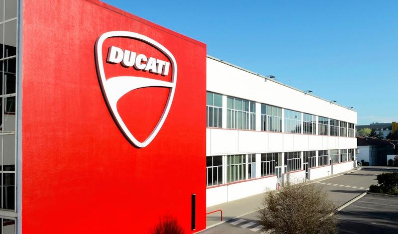 Ducati prende sus motores nuevamente