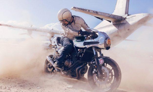 Shinya Kimura, el modificador de motos de las estrellas