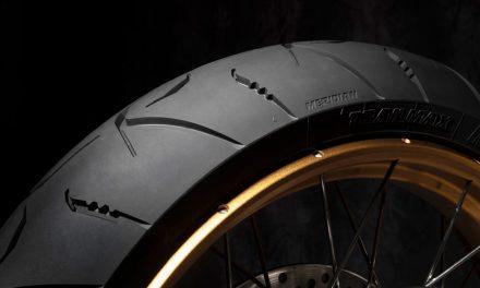 Un neumático que llega a cubrir la oleada de motos trail de gran cilindrada