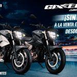 Lanzamiento de GIXXER 250 ABS en México