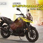 La doble propósito perfecta para ti, Suzuki V-Strom 250 ABS