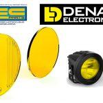 ACC PARTS y DENALI ELECTRONICS tienen para ti los filtros amarillos de alta visibilidad para Faros DR1
