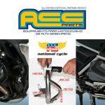 ACC PARTS y National Cycle traen para ti la defensa para modelos R1250 (19-)