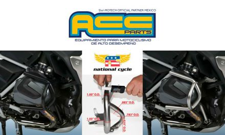 ACC PARTS y National Cycle traen para ti la defensa para modelos R1250 (19-)