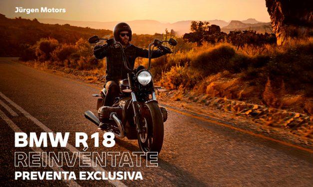 Rueda con estilo desde la Perla Tapatía, BMW R18