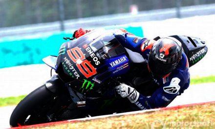 Jorge Lorenzo también estará en las carreras  virtuales de MotoGP