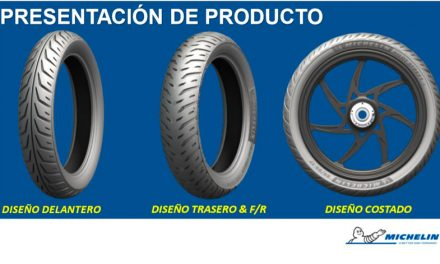 Lanzamiento oficial de los modelos Michelin City Grip 2 y Michelin Commander III
