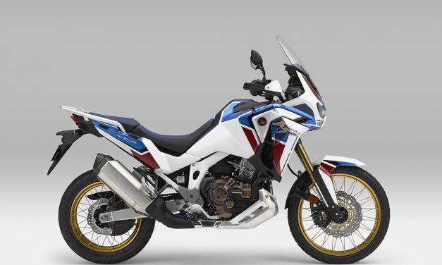 Llegan a México las esperadas Honda Africa Twin y Africa Twin Adventure Sports CRF1100L 2020