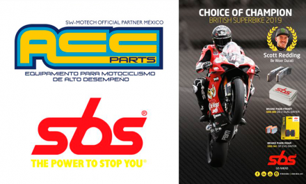 ACC PARTS y SBS te ofrecen las mejores pastillas de frenos, tal como las que usan los campeones