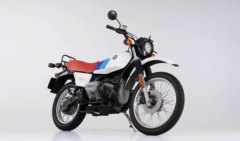 ¿Por qué las trail BMW se llaman GS? Cuarenta años de historia