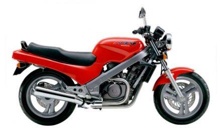 Honda muestra un nuevo motor de dos cilindros y un aspecto clásico.