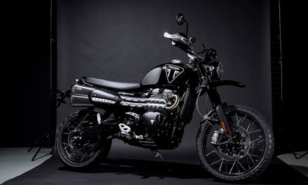 Triumph, Scrambler 1200 James Bond Edition