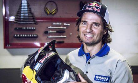 Marcos Patronelli, un grande del Motocross