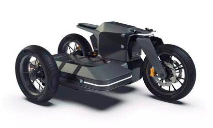 BMW Motorrad X, El Solitario MC una unidad con mayor autonomía
