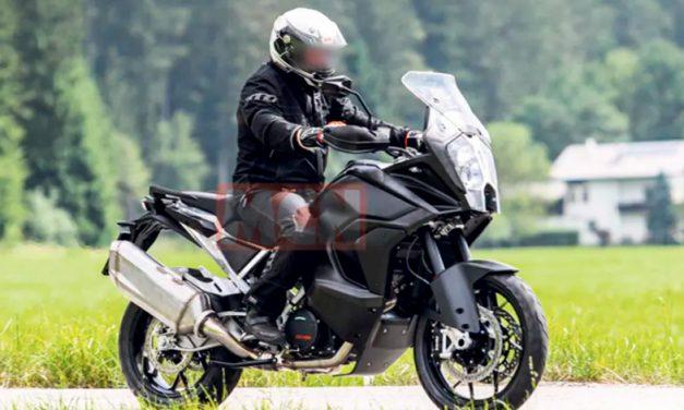 Nuevo modelo en puerta de KTM