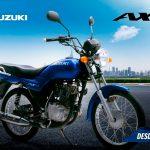 La mejor motocicleta de trabajo la encuentras con Suzuki
