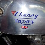 Cheney Triumph