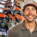 Travis Pastrana y sus retos extremos