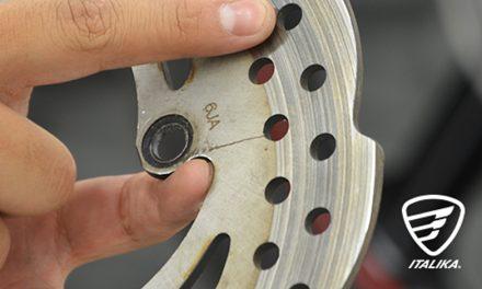 ITALIKA te dice cómo revisar los frenos de tu moto