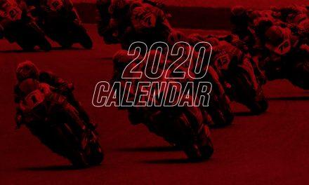 Revelado el calendario de WorldSBK para 2020