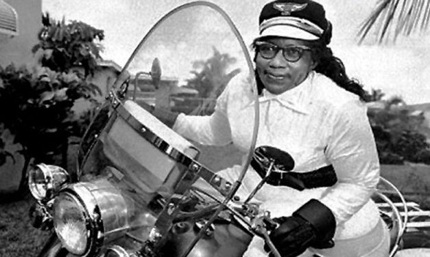 Bessie Stringfield, the Motorcycle Queen of Miami
