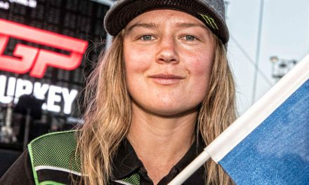 Piloto del Año 2020, Courtney Duncan