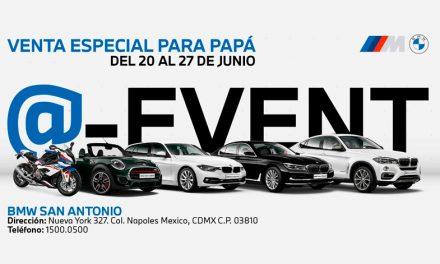 Este mes de junio es tan extraordinario como papá en BMW CEVER San Antonio