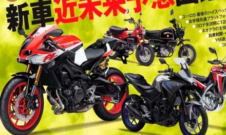 ¿Yamaha FZ900 Fazer, una realidad?