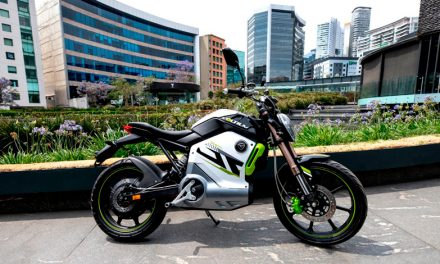 Nueva motocicleta eléctrica: Voltium Gravity de ITALIKA