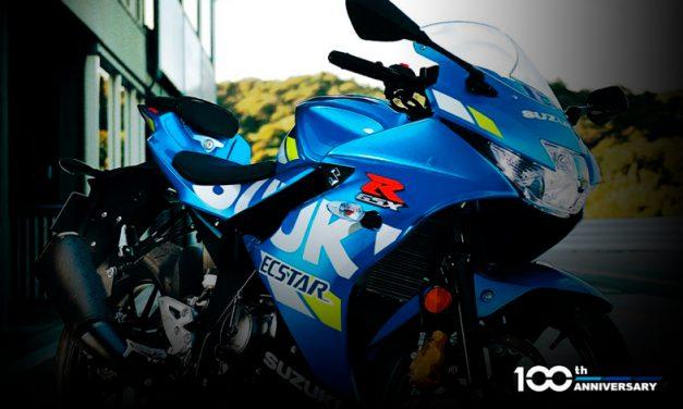 Suzuki R150 2020, ideal para quienes inician en el mundo de las deportivas